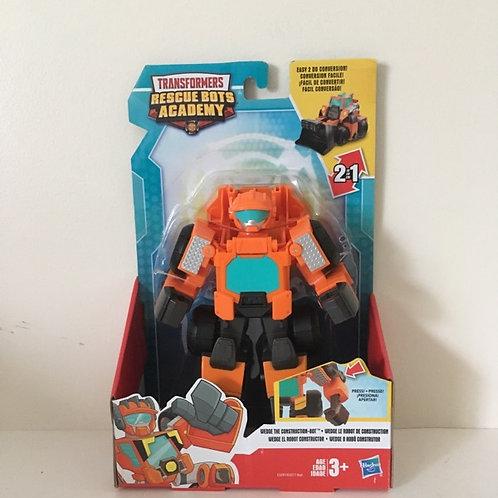 Hasbro Transformer Wedge the Construction Bot