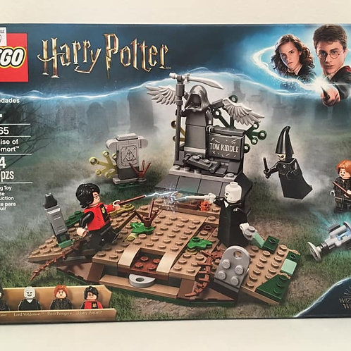 LEGO Harry Potter, The Rise of Voldemort, #75965