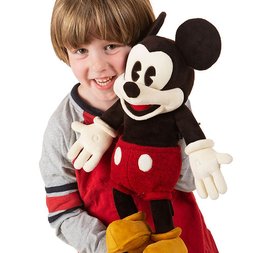 Folkmanis Disney Mickey Puppet