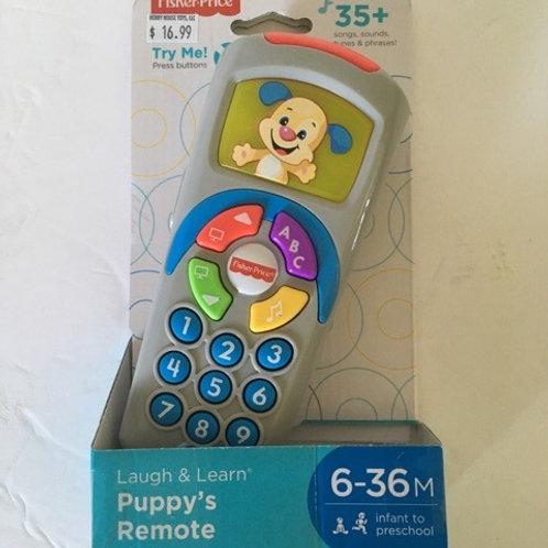 Fisher Price Laugh & Learn Puppy's Remote