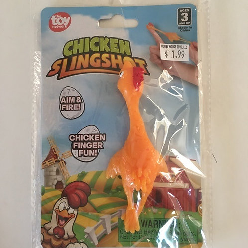 Chicken Slingshot