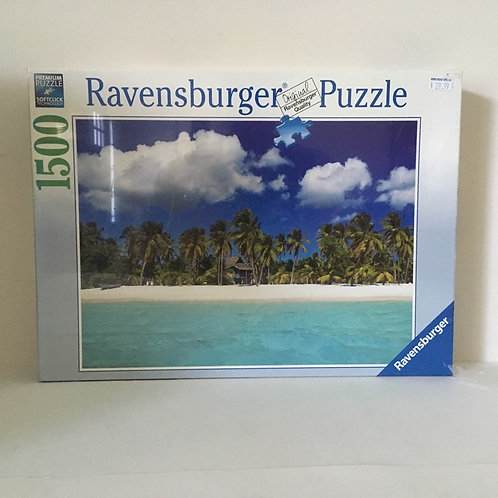 Ravensburger Tropical Seaside Puzzle
