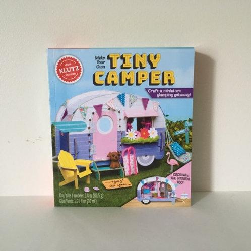 Klutz Tiny Camper