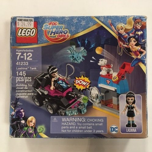 Lego DC Super Hero Girls - Lashina Tank #41233