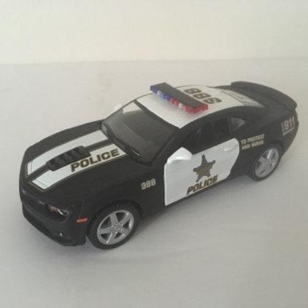 Die Cast Police Car