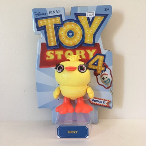 Disney Toy Story 4 Ducky Figure