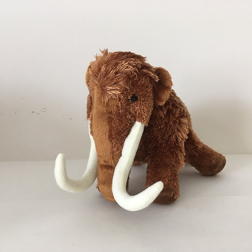 Douglas Everett Wooly Mammoth Plush