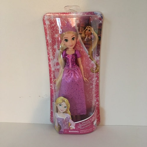 Disney Rapunzel Princess Royal Shimmer