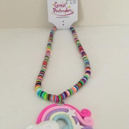 Great Pretenders Rainbow necklace