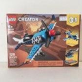 Lego Creator Propeller Plane #31099