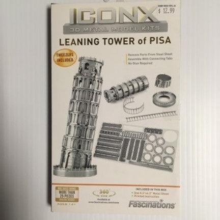 Metal Earth Leaning Tower of Pisa