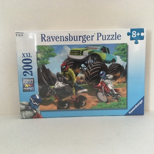 Ravensburger Power Vehicles Puzzle