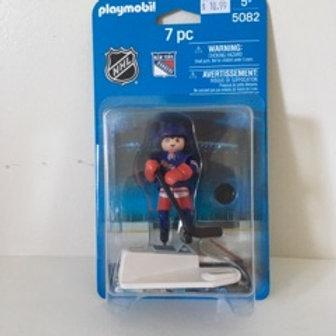 Playmobil NHL New York Rangers
