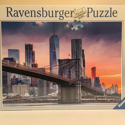 Ravensburger New York Skyline Puzzle