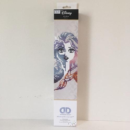 Diamond Dotz Elsa Frozen Kit