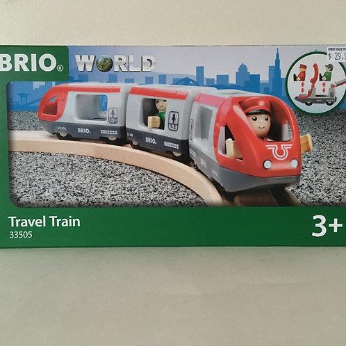 Brio Travel Train #33505
