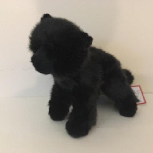 Douglas Salem Black Cat Plush