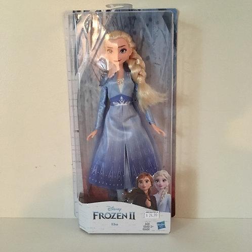 Disney Frozen II Doll, Elsa