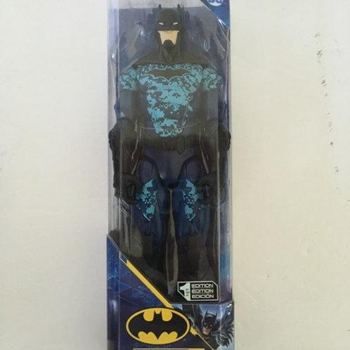 DC Bat Tech Tactical Batman Figurine