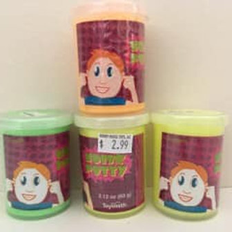 Noise Putty (each sold seperately)