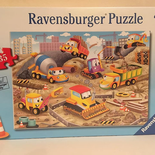 Ravensburger Raise the Roof Puzzle