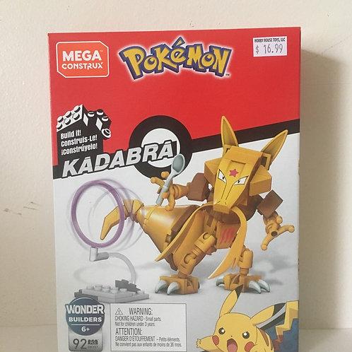 Pokemon Kadabra Building Set