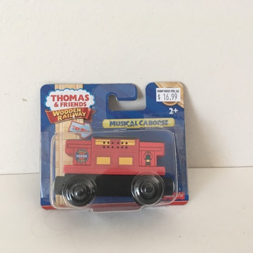 Thomas & Friends Wood Musical Caboose