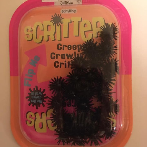 Scritter, Creepy Crawly Critters