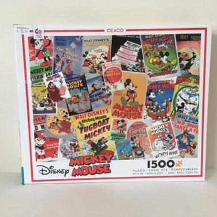 Ceaco Disney Mickey Mouse Puzzle