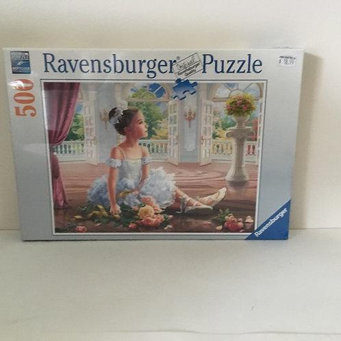 Ravensburger Sunday Ballet Puzzle