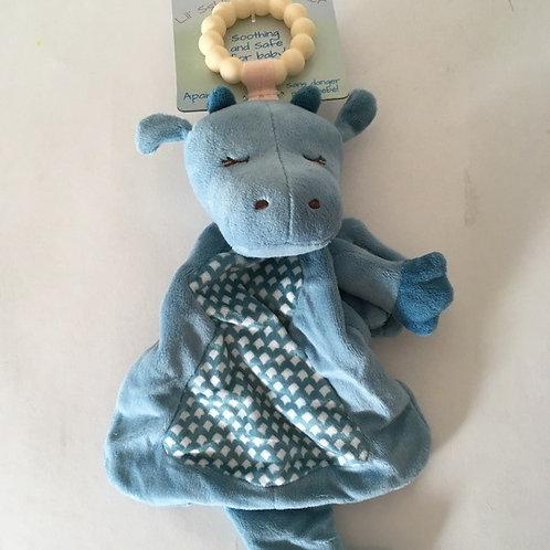 Douglas Baby Lil' Sshlumpie Teether - Dragon #6382