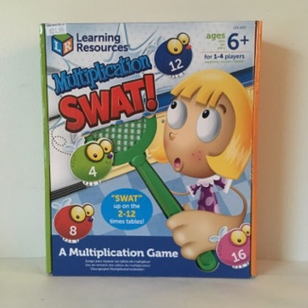 Learning Resources Multiplication Swat! Game
