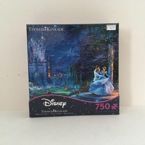 Ceaco Thomas Kinkade Disney Puzzle - Cinderella
