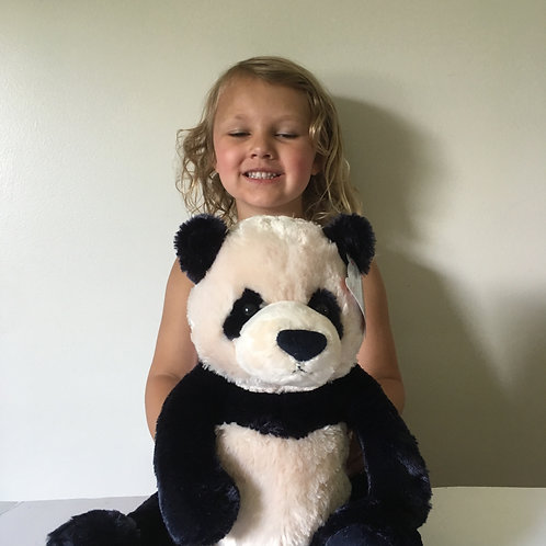 Gund Zi-Bo Panda Bear Plush
