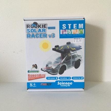 RobotiKits Rookie Solar Racer