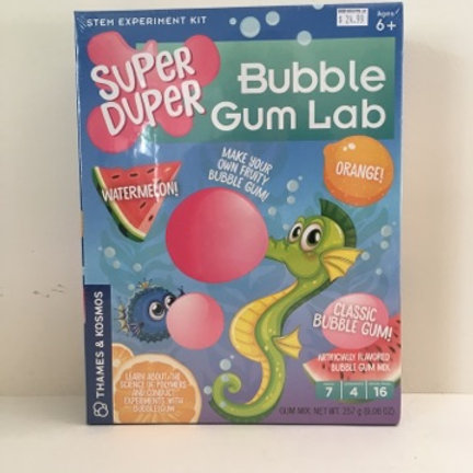 Thames & Kosmos Bubble Gum Lab