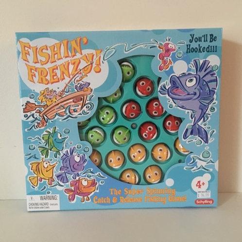Fishin Frenzy Game