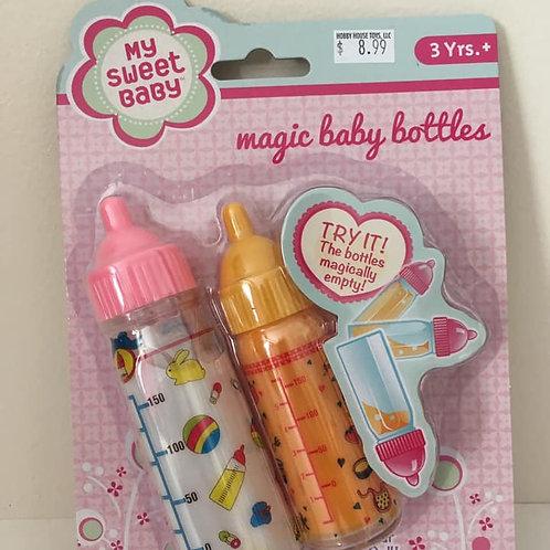 Magic Baby Bottles, Set of 2