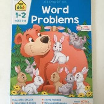 SchoolZone Word Problems