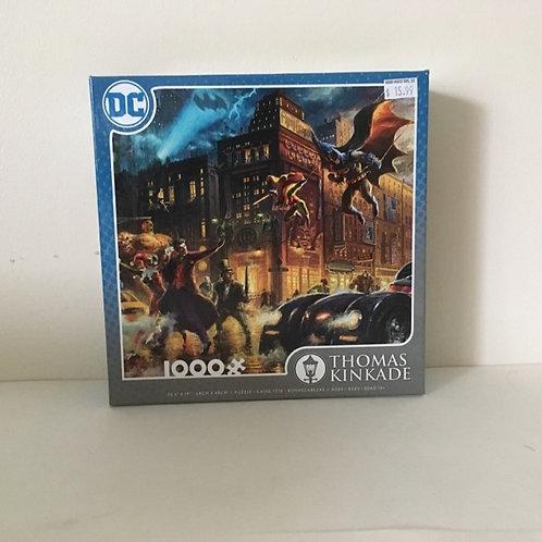 Ceaco Thomas Kinkade Batman Puzzle