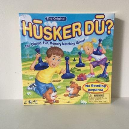 The Original Husker Du? Game