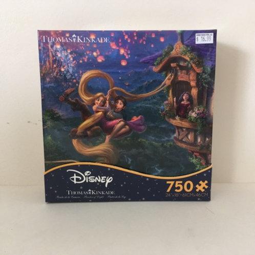 Ceaco Thomas Kinkade Disney Puzzle - Tangled