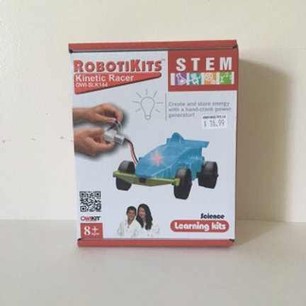 RobotiKits Kinetic Racer