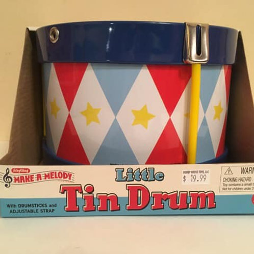 Schylling Little Tin Drum