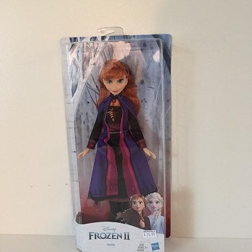 Disney Frozen II Doll, Anna