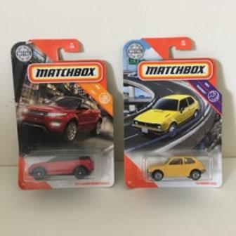 MatchBox Vehicles - Pot Luck