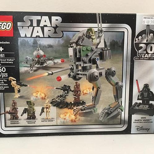 LEGO Star Wars Clone Scout Walker, #75261