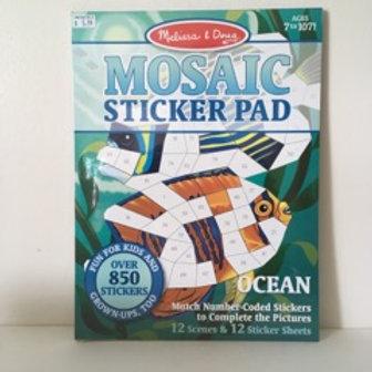 Melissa & Doug Mosaic Sticker Pad