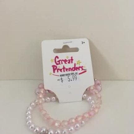 Great Pretenders Bracelets, heart
