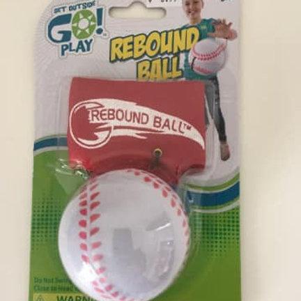 Rebound Ball, Baseball